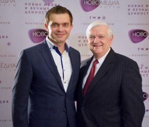 Ruslan Kukharchuk and Ron Harris